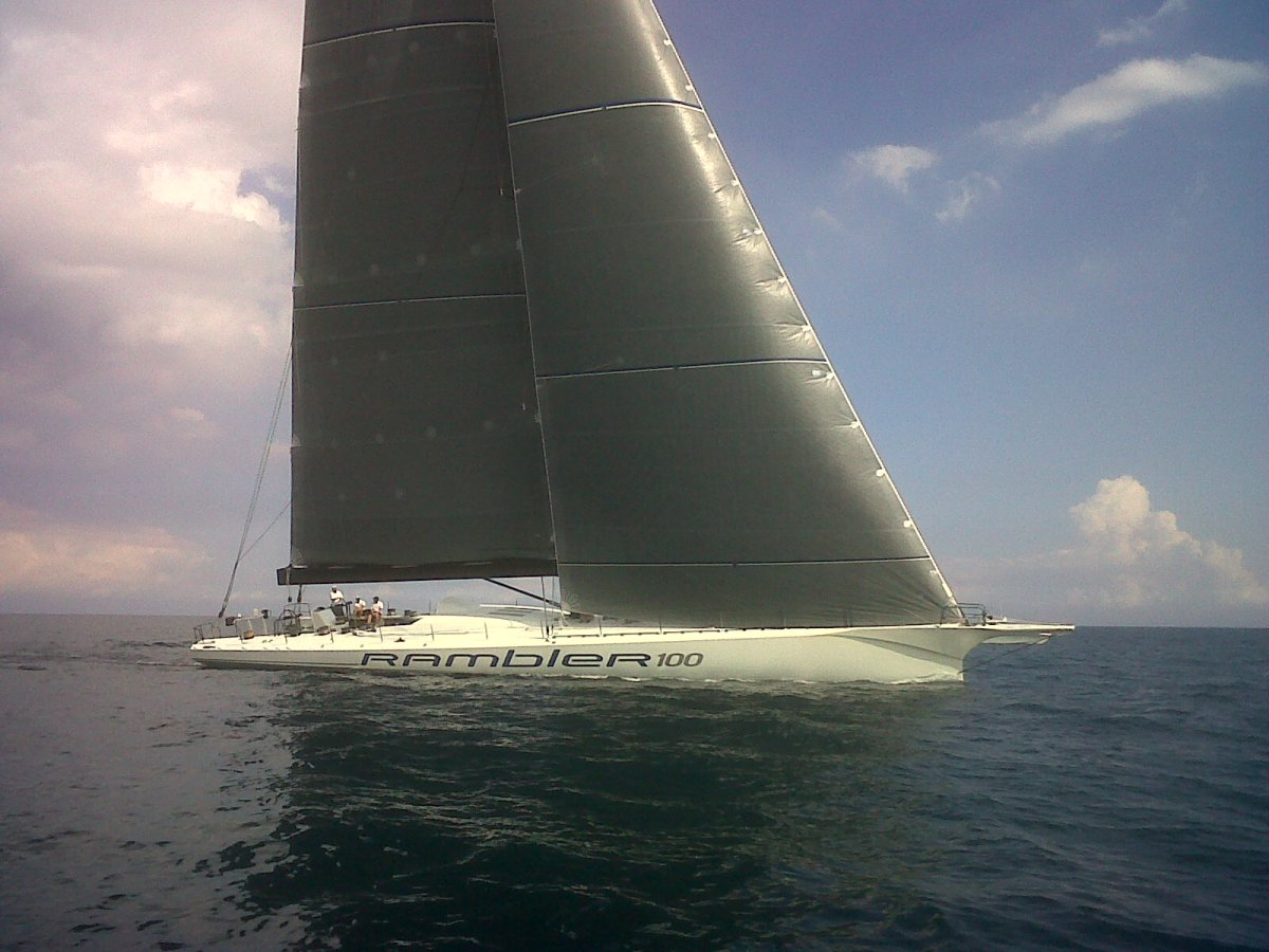 ocean racing yachts, an insider's view