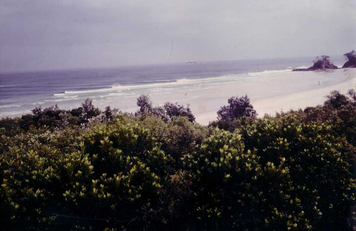 dreaming of byron bay
