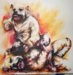 fighting dogs by jo keeley