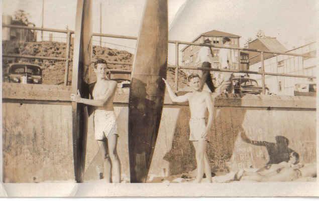 brian ford and magoo 1945