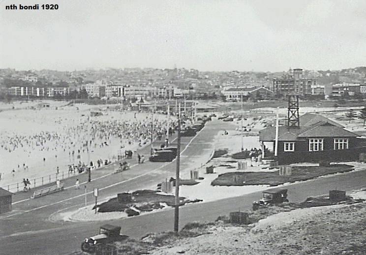north bondi 1920