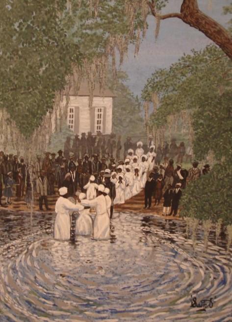gullah-baptism